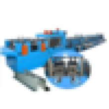 C máquina de moldagem de rolo de purlin usada para construção