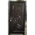 Hot Sale Power Coated Steel Security Door pour l'Irak