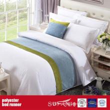 Poly Dekorationsstoff Dekorativer Bettläufer