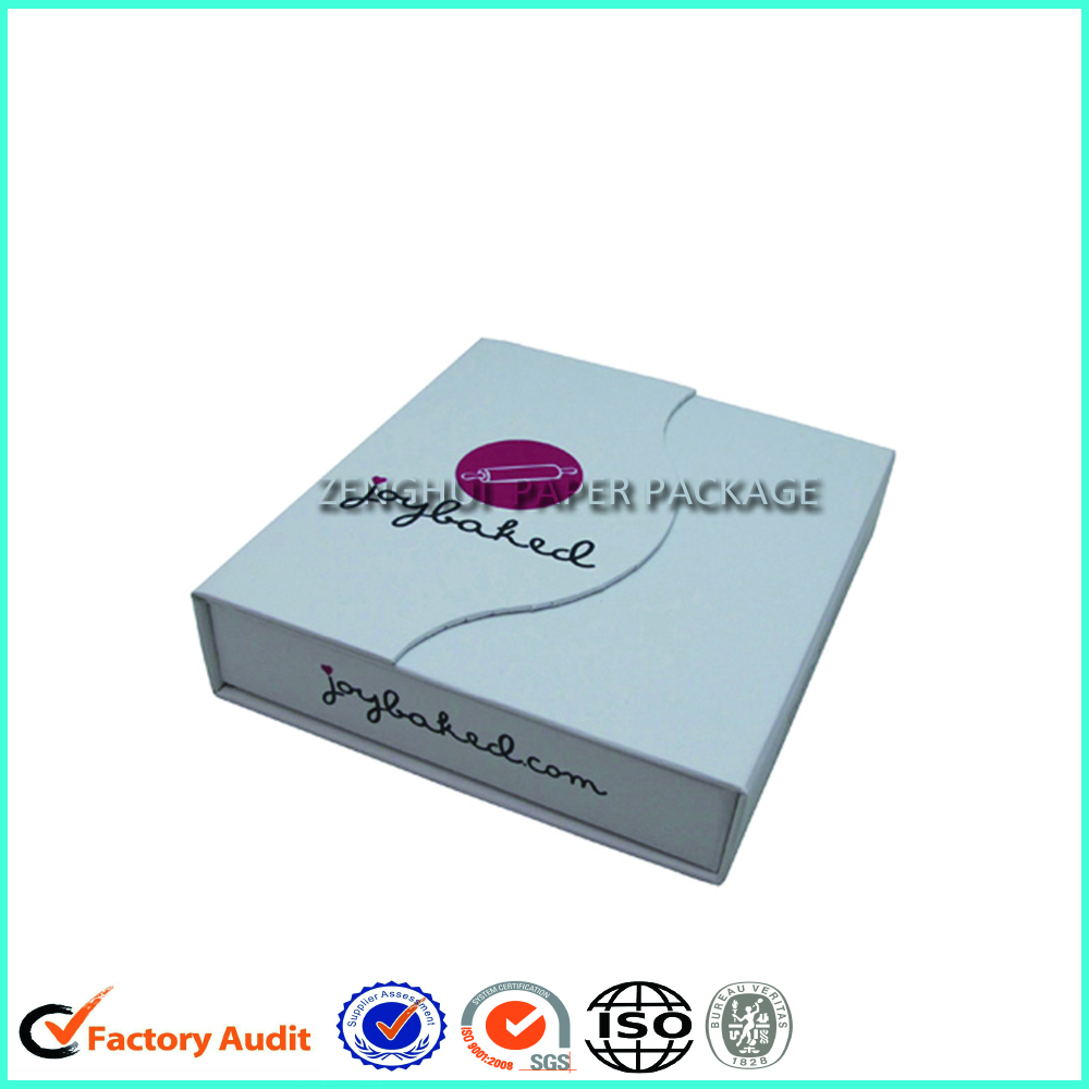 White Hard Paper Box Printing