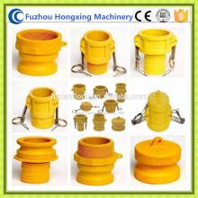 Nylon camlock coupling hose quick fittings