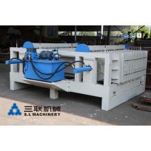 Machines légères en panneaux isolants en béton préfabriqué
