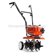 Factory Wholesale 65cc chinese power tiller,rotary tiller for garden tractor,small tractor tiller