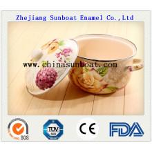 Enamel Customized Stockpot