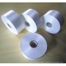 Wholesale polyester satin ribbon for garment label
