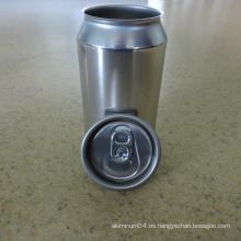 206 Extremo abierto fácil de Eoe para la poder de aluminio de la cerveza de 500ml