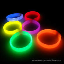 Assorted Colors Glowing Wristband