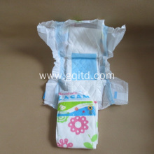 Private Label Ultra Thin Sleepy Baby Diaper