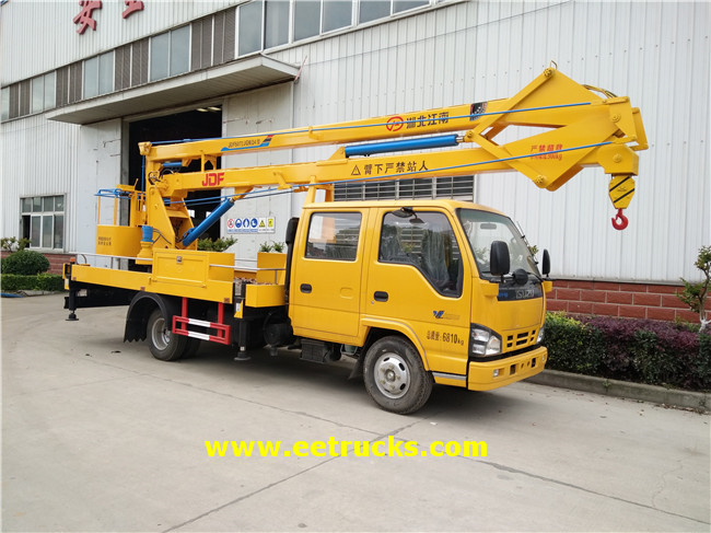 ISUZU Aerial Work Trucks