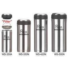 Edelstahl-Vakuum-Becher (WS-350N/WS-350A, WS-420N/WS-420A, WS-500 n)