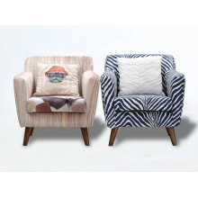 Modern Fabric Chair, Simple Design Home Furniture, Chair (M1505)