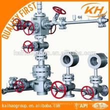 API 16A Arbre de Noël pour la tête de puits Chine Shandong