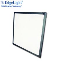 Edgelight led panel frame LGP panel with reflective film diffusion sheet for lighting panel light box