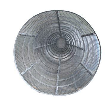 Elemen Filter Kerucut Stainless Steel