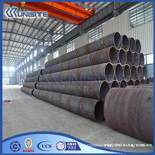 customized lsaw pipe with or without flanges(USB2-051)