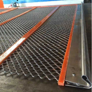 Poly Ripple Screen Media
