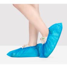 Оптовые водонепроницаемые чехлы для обуви одноразовые нетканые ткани без скольжения чехлы для ботинок