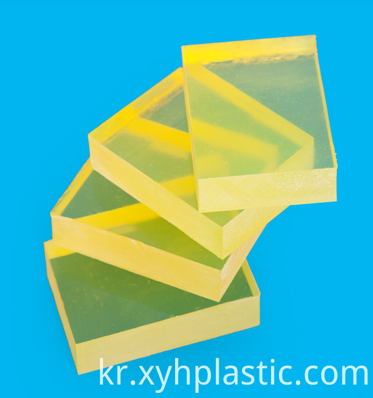 Thikcness 1-120mm PU Sheet