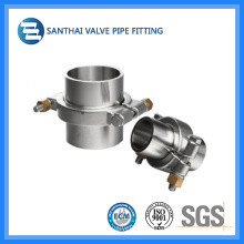 Stainess Steel Ferrule High Pressure Pipe Clamp Fitting Set