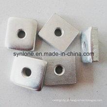 Peças de estampagem de aço personalizadas OEM