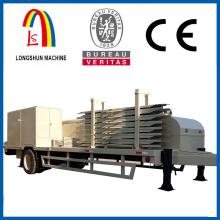No-viga arco automático máquina de construcción de acero LS 1000-750