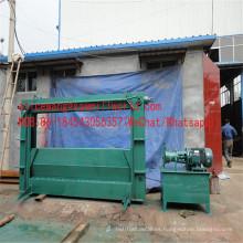 Máquina del divisor de madera del cilindro doble de la serrería de la eficacia alta