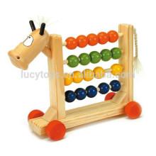 Wooden Bead Abacus Für Vorschule