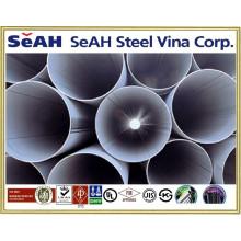 "4-1/2"" SeAH API 5CT casing and tubing pipes OCTG, Vietnam steel pipe, Galvanized steel pipe, mild steel pipe, Korean steel pipe"