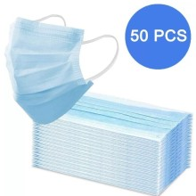 50Packs White 4Ply Masque jetable