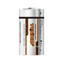Zinc carbon battery with CE certificate(R14p Size C 1.5V )