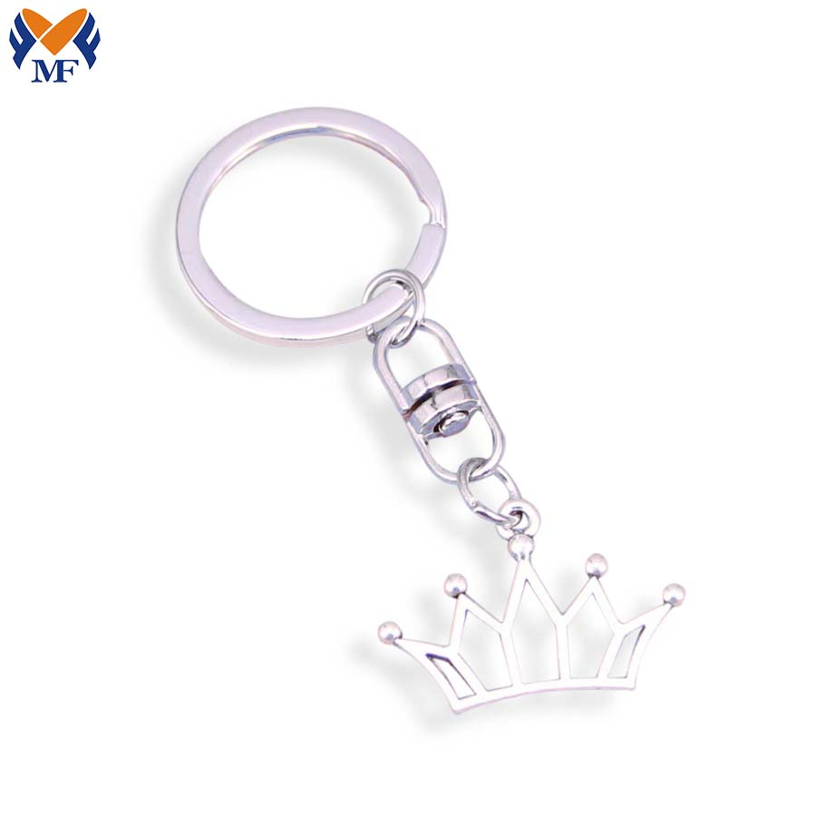 Custom Crown Keychain