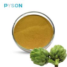 Extrato de alcachofra 2,5% UV folha de alcachofra PE