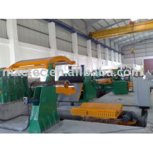 auto control high speed steel coil aluminium coil slitting line for metal strip