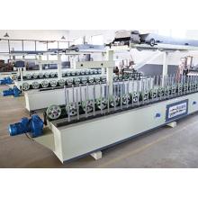 Holzbearbeitung Heißer und kalter Kleber MDF Rahmen Profil Verpackung Melamin Maschine