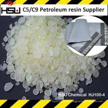 Granular C5 Petroleum Resin for EVA Hot Melt Adhesives Hj100-4