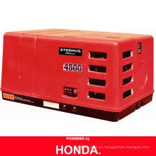 Rentable Astra Corea Gasolina Generador (BH3800EiS)