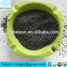 Oferta de fábrica preço competitivo alumínio fundido marrom / preço competitivo de alumínio fundido marrom