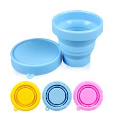 Пластиковые / силиконовые / путешествия / / складной/телескопический складной/вода Кубок