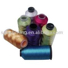 Dotierte gefärbte Polyester-Stickerei-Faden