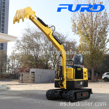 Factory Price Mini Crawler Excavator Machine For Equipment Construction FWJ-900-10