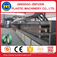 High Output Pet Packing Strap Production Line