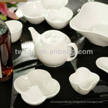 Porzellan-Kinder-Geschirr set für Hochzeit mieten