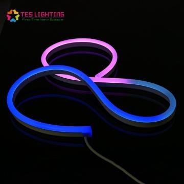 неоновые светодиодные полосы flexble водонепроницаемый ip68