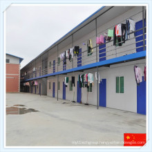Environmental Light Steel Prefabricated Motel