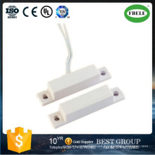 Door or Window Magnetic Contact Switch Wired Magnetic Reed Switch Door Contact Reed Switch (FBELE)