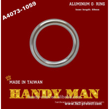 A4073-1059 Forged Aluminum Anodized O-ring