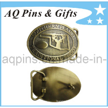 Hot Sell Brass Personalized Belt Buckle with Different Style (belt buckle-004)