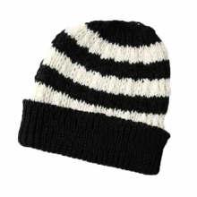 Modèle de tricot gratuit Mens Beanie Hats