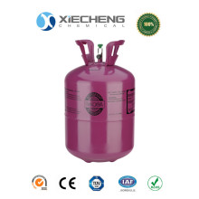 Mix Refrigerant r408a gas 11.3kg Disposable cylinder