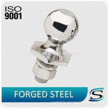 1045 Stahl geschmiedet verchromt Hitch Ball